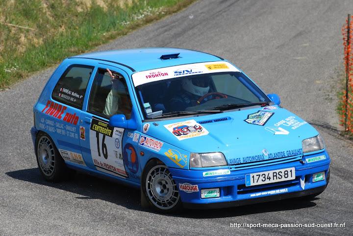 Max BENAZECH / Mathieu FAVREAU - Clio 16S FA7 Rallye%20du%20Frontonnais%202010%20442