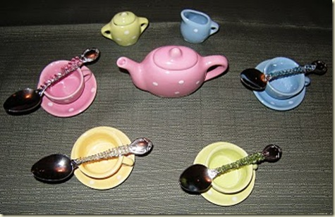 Tiny Tots Tea Set
