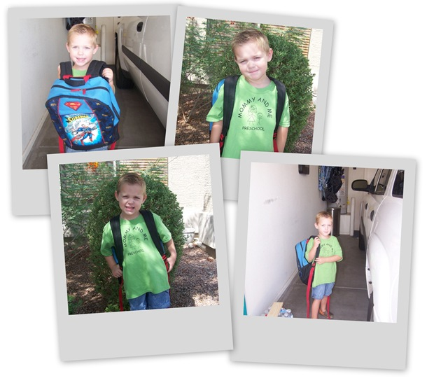 First Day of School 2009-2
