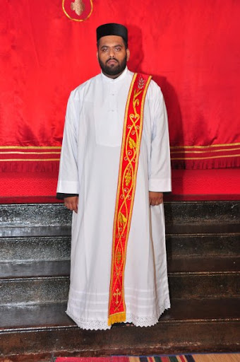 Rev Dn. Abi Chacko