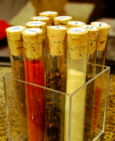Test Tube Spices