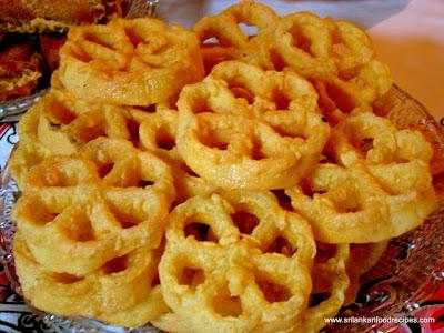 Kokis sri lankan food recipes for Authentic sri lankan cuisine