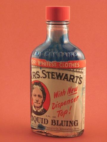 mrs stewarts bluing