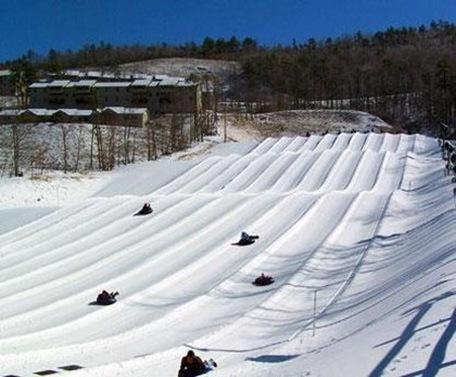 Massenutten snow tubing
