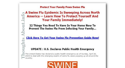 Swine Flu Guide