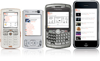 Mippin Compatible Handset Selection