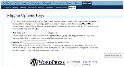 Mippin WordPress Plugin