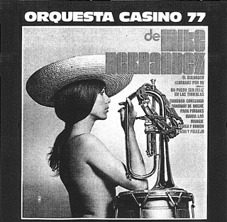 Orquesta Casino 77  De Mike Hernandez  Frontal