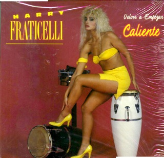Harry Fraticelli  Volver A Empezar Caliente  Front