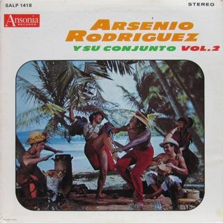 Arsenio Rodriguez front