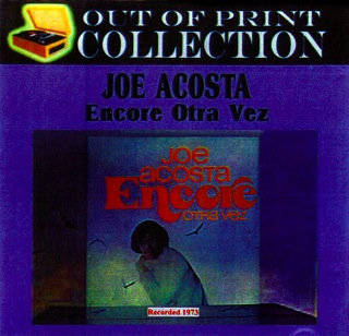 JOE ACOSTA ENCORE PORTADA