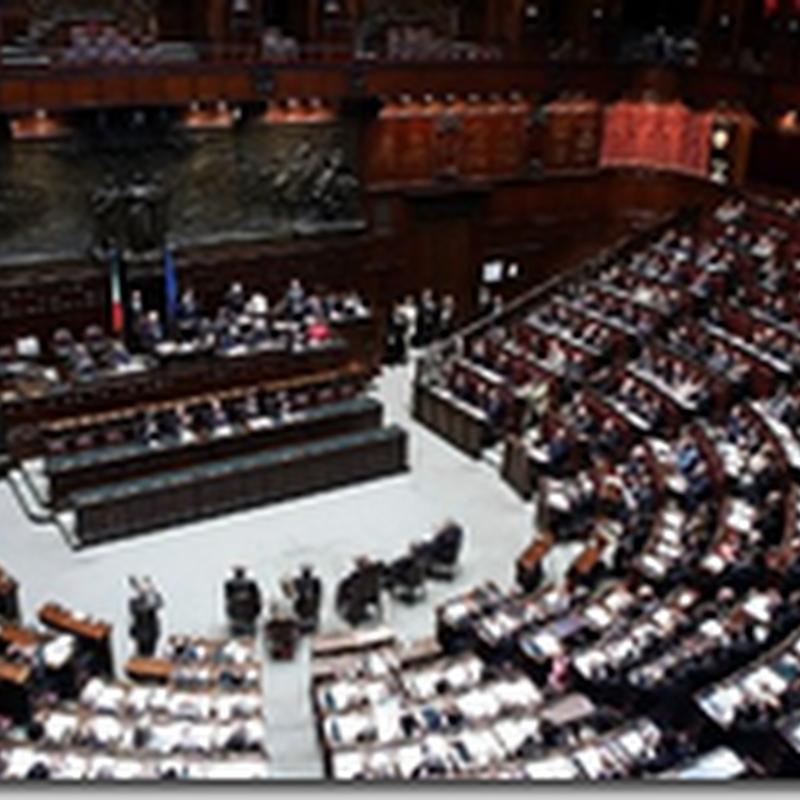 Il parlamento fannullone for Nuovo parlamento italiano