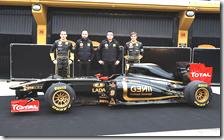 La Renault Lotus R31