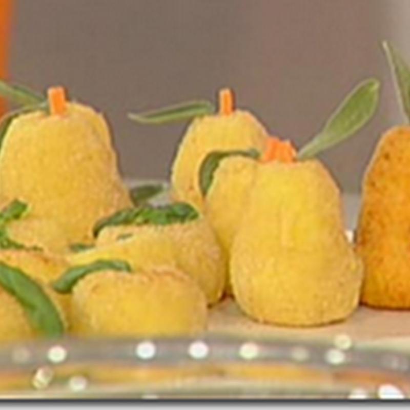 Crocchette di patate le ricette della prova del cuoco for Quando si seminano le patate