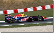 Webber conquista la pole del gran premio di Spagna 2011