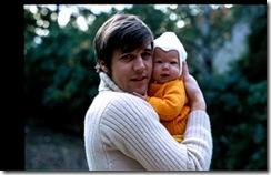 jag och pappa