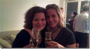 Nilla och Ruth nyår