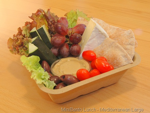 MiniBento Lunch - Mediterranean Large