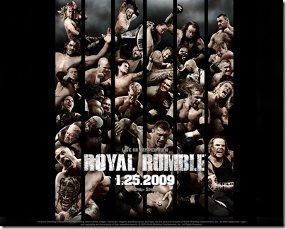 1 Royal Rumble 2009