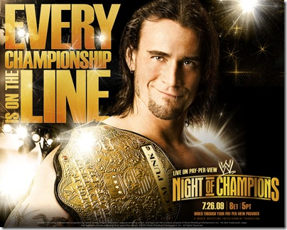 8 Night of Champions 2009