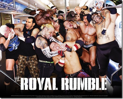 1 Royal Rumble 2008