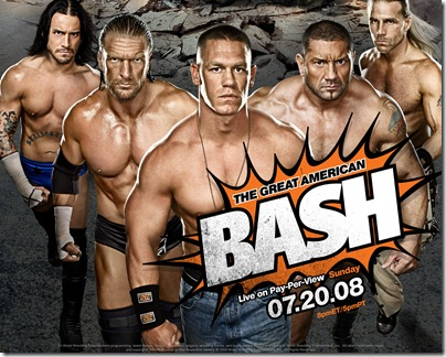 8 Great American Bash 2008
