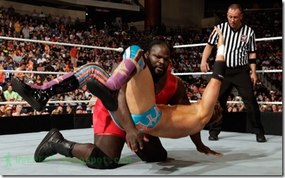 Mark Henry - World's Strongest Slam