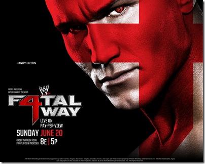 6 Fatal 4-Way 2010