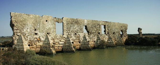 Ruinas del Molino de Goyena