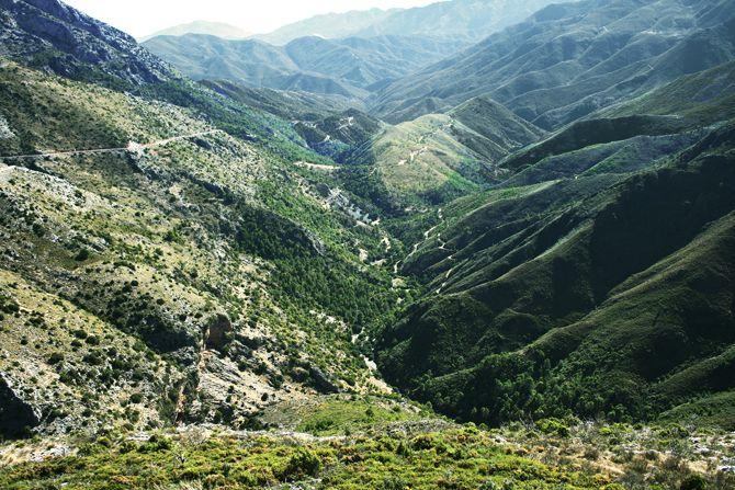 Valle del Río Verde