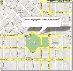 Aggregated I... Reverse Google Maps