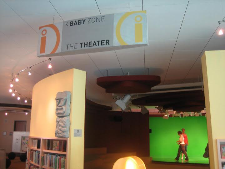 看看美国儿童阅览室(图)