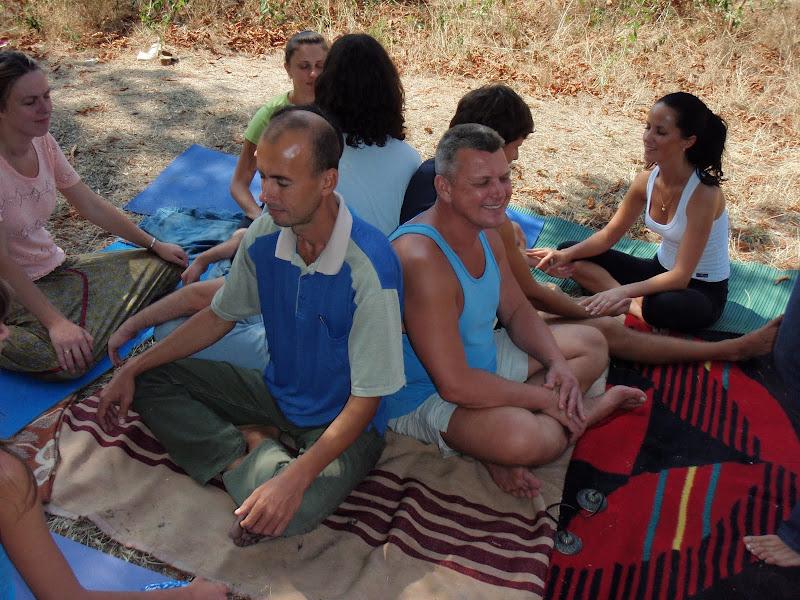 Тантра йога занятия