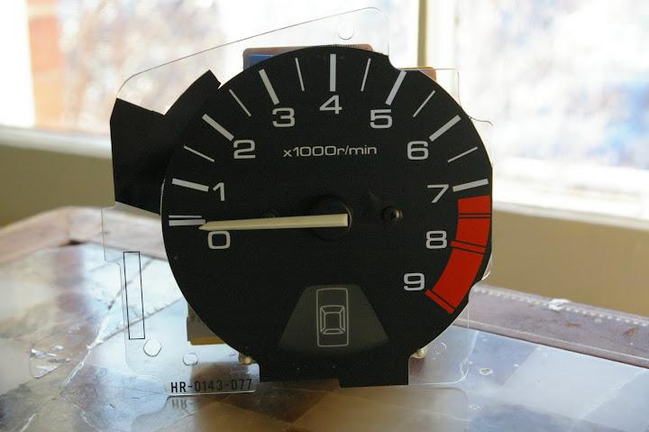 DIY Honda Civic 9295 JDM Door Open Gauge Cluster Indicator – Jdm Integra Sport Tachometer Wiring Diagram