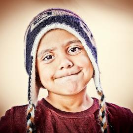 bad boy by Zeke Garcia - Babies & Children Child Portraits ( child, bad, portrait )