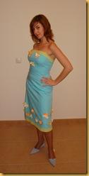 Vestido dos Narcisos