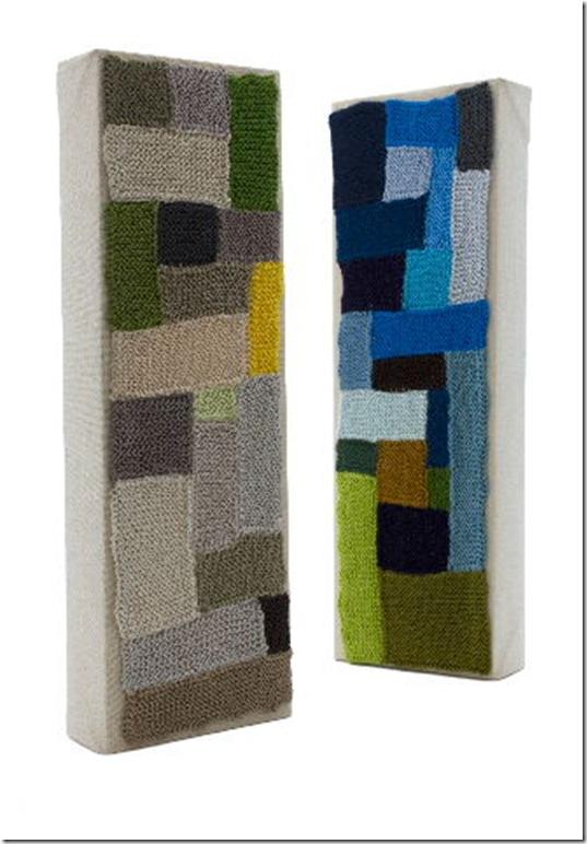 PBianco_Mental Blocks_2010_ Textiles-Cotton Thread_Various Dimensions_Copyright Romy Willing