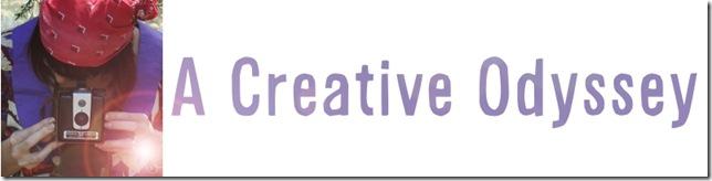A Creative Odyssey Banner 2