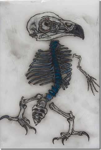 Simone Tops_Beautiful Beasts_Etching on Glass_01