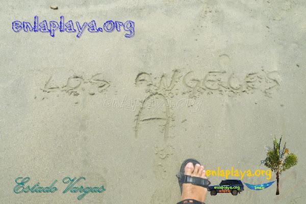 Playa Los Angeles A V050, Estado Vargas, Las Mejores Playas de Venezuela, Top100