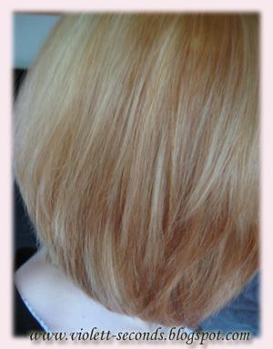wieder beim friseur haarpflege raubzug violett seconds