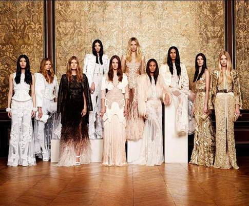 Automne Hiver Haute Couture 2010 - Givenchy 100