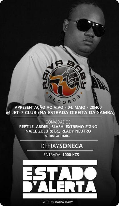 Raiva - Show Estado De Alerta