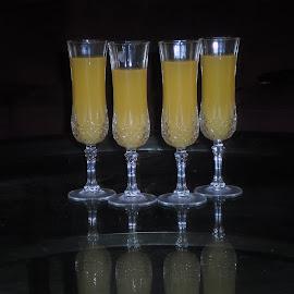 Orange juice by Sriparna Banerjee Raja - Food & Drink Alcohol & Drinks
