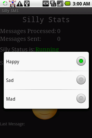 Silly SMS