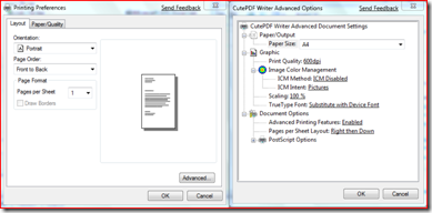 Under The Wire: How to: print to Pdf on Windows 7