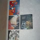 まだWIRED DINERが渋谷の線路脇にあったころのショップカード。これも10年近く貼りっぱなし。