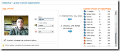 videochat italiana chat stanze