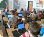 Τάξη με netbooks 01