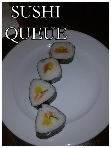 Que se queden los japos con el sushi, a mí me sabe a chicle de pescao.